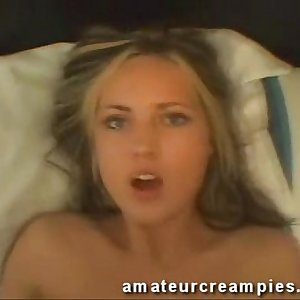 Madison Amateur Creampies