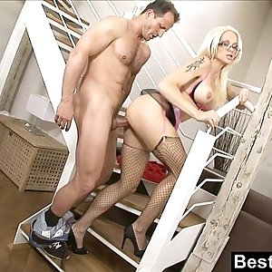 Anal Lovemaking At The Office