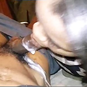 Nutted all in her mouth Pt. 2