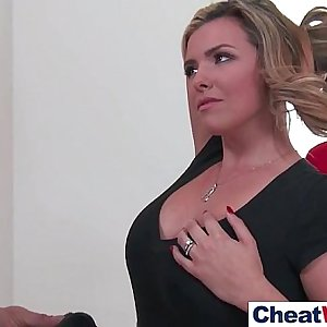 Cheating Hard-core Sex Gauze With Wild Horny Naughty Housewife (danica dillon) mov-08