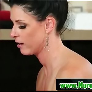 Hot japanesse masseuse gives pleasure to her client 13