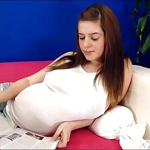 Pregnant Vicky from PregnantVicky.com #09