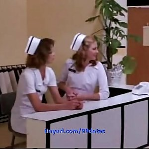 Sexy hospital nurses have a hookup treatment /99dates