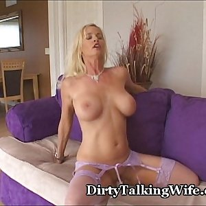 Hot Lingerie Wife Orgasms