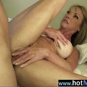 Enjoying Hard Sex With Big Cock Milf Love It To The End (shayla leveaux) clip-27