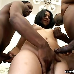 Celina Cross Hot Interracial