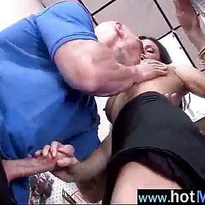 Big Cock Fill Right In Wet Cunt Of Sexy Hot MIlf (india summer) movie-15