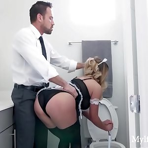 Maid For Submission- Mia Lelani
