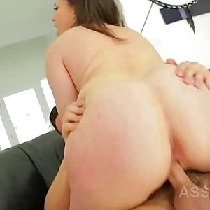Big ass stepmother need some anal