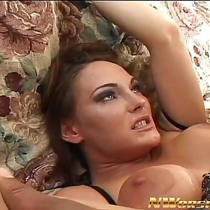 anal interracial porn for a white woman and big black cock