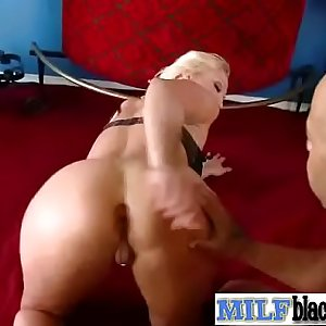 Interracial Sex On Camera With Huge Black Cock Ride By Milf (nicki hunter) video-27