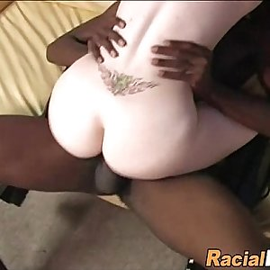 Redhead Getting Manhandled By Thick Meat Rod
