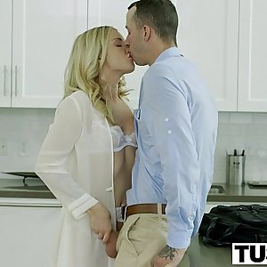 TUSHY Bosses Wife Karla Kush Very first Time Anal With the Office Assistant