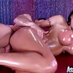 (August Taylor) Slut Girl With Big Ass Love Hard Anal Sex Action clip-13