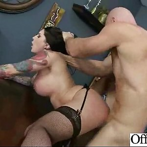Sex In Office With Huge Juggs Sluty Worker Girl movie-20