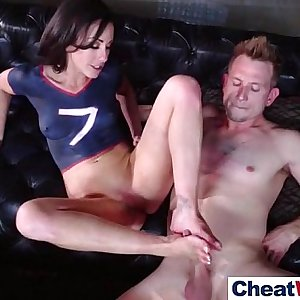 Slut Housewife (jennifer white) Like To Cheat In Hard Style Sex Act movie-12