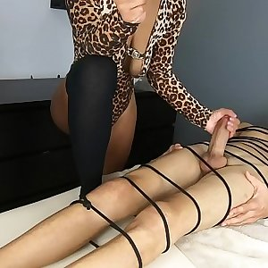 MissFluo - Edges and Cums over Big Cock A18