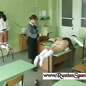 Russian Slaves 254 - Hard Punishment For Schoolgirls