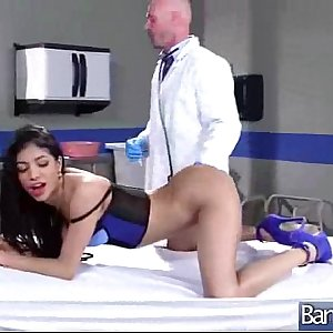 (veronica rodriguez) Sexy Patient Come At Doctor And Get Hardcore Bang clip-15