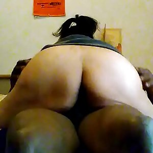 I  Shoved my fat Shaft all up her squirting  pussy