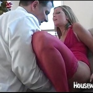 My friend eating my sexy wifes pussy