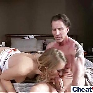 Hookup In Front Of Cam With Slut Cheating Sexy Wife (natalia starr) vid-20