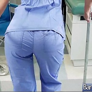 (jamie jackson) Doctor And Patient Practice Hard Hookup In Cabinet vid-18