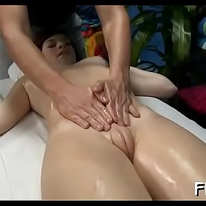 Enchanting arsehole is pounded