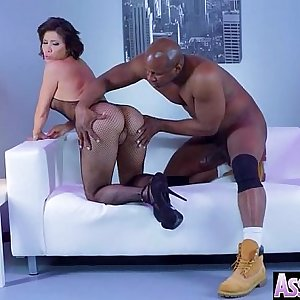 Big Wet Ass Girl (Aleksa Nicole) Get Oiled And Hard Style Analy Banged clip-05