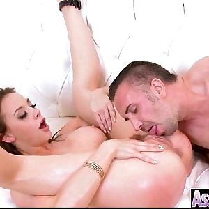 Round Wet Sugary Butt Chick Take It Deep In Arse  video-13