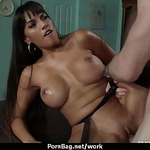 Hot Sensual Milf with Big Boobs Fucking Hard 7