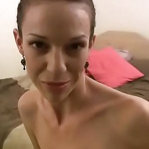 Candace Shows You How To Jack Off A Black Cock - JOI