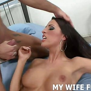 I love you honey, but I need more cock than you can provide