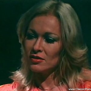 Classic Porn Facial From 1974