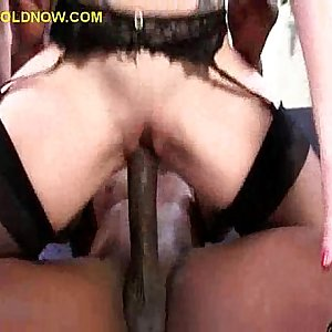 Cuckold Watching His Wifey Get Fucked